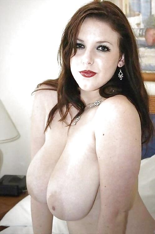 Dicke freie Titten in Fotos
