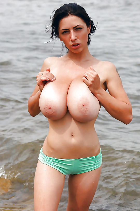 Teen haben perfekte Titten.